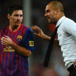 លោក Guardiola ៖ ពេលនៅ Bayern និង Man City ខ្ញុំមិនដែលស្នើរសុំទិញ Messi នោះទេ