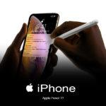 ស្រឡាញ់អត់ បើ iPhone ស៊េរីក្រោយ បំពាក់ប៊ិចបច្ចេកវិទ្យាសម្រាប់គូសវាសលើអេក្រង់បែបនេះ