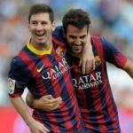 Fabregas ៖ វាប្រហែលជាមិនអាចទៅរួចទេដែលមានកីឡាករម្នាក់ទៀតដូចជា Messi នាពេលអនាគត