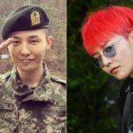 ខែក្រោយនេះ មេក្រុម BIGBANG លោក G-Dragon បញ្ចប់កាតព្វកិច្ចបម្រើយោធាហើយ